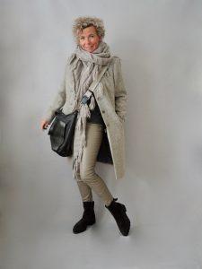 Mode ueber 40, women2style, Herbstmantel