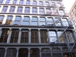 Soho Fassade