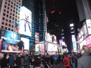 Time Sqare NY