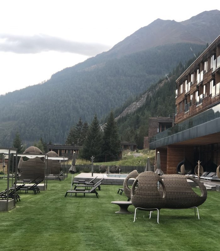 Gradonna Mountain Resort - Wellness - Titel