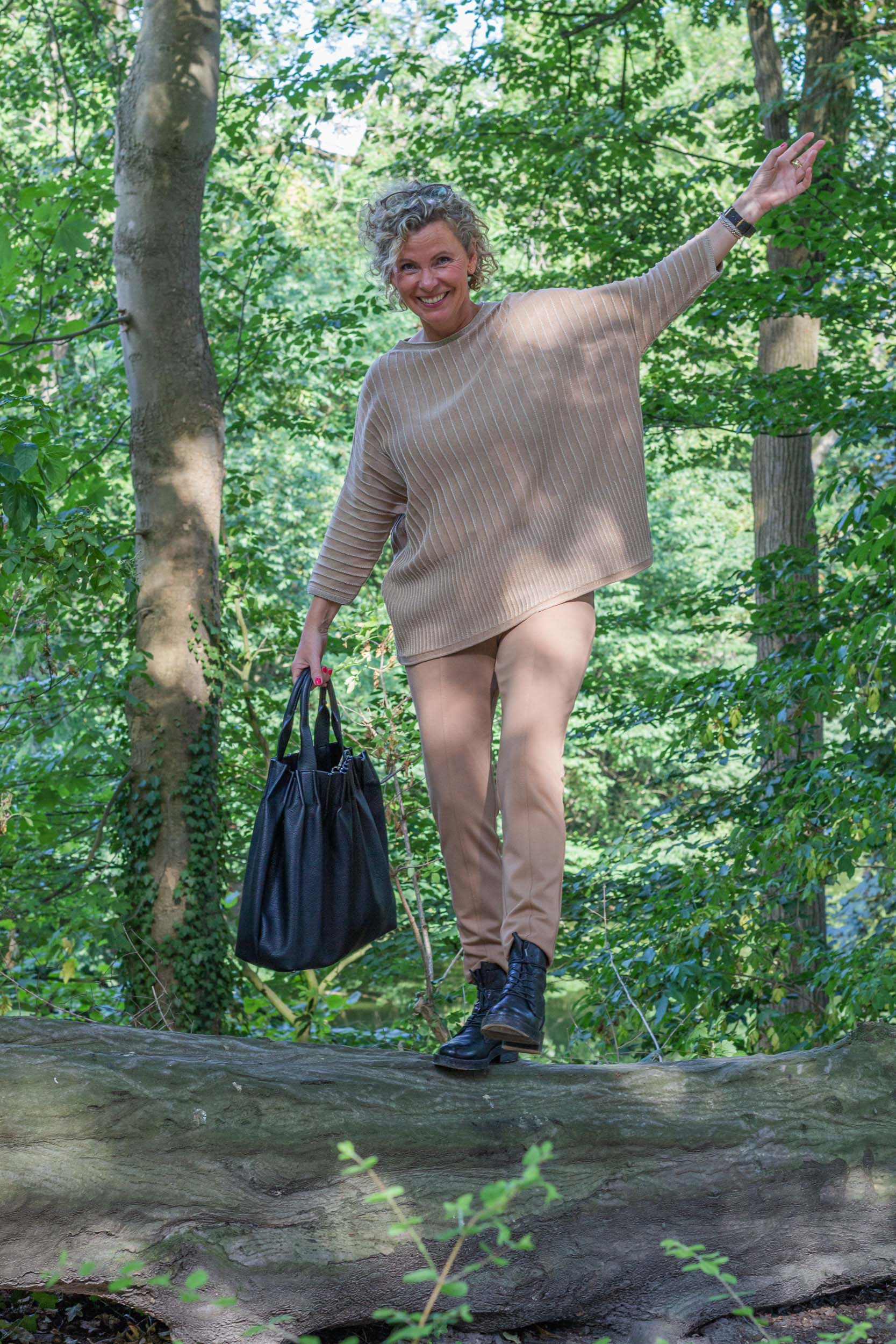 women2style, Olsen, Olsen Fashion, cognac, Typberatung, ue50