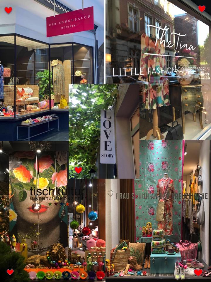 women2style-Shoppingtipps - Muenster