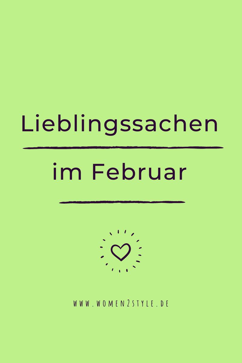 women2style-Lieblinhssachen. Tipps-Februar-50plus
